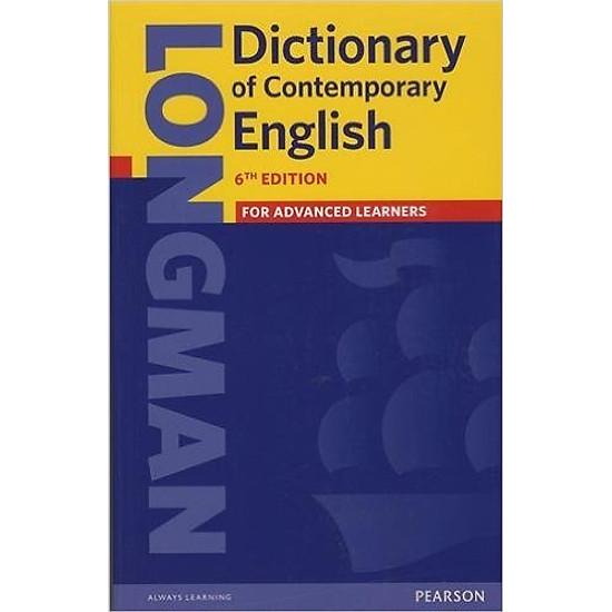 Longman Dictionary Of Contemporary English (6 Ed.)