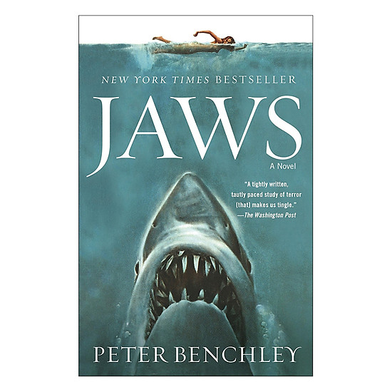 [Download Sách] Jaws: A Novel