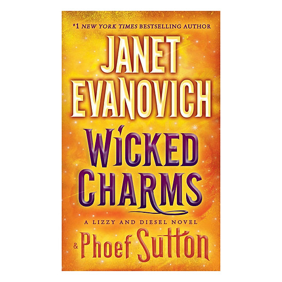 [Download sách] Wicked Charms - A Lizzy And Diesel Novel