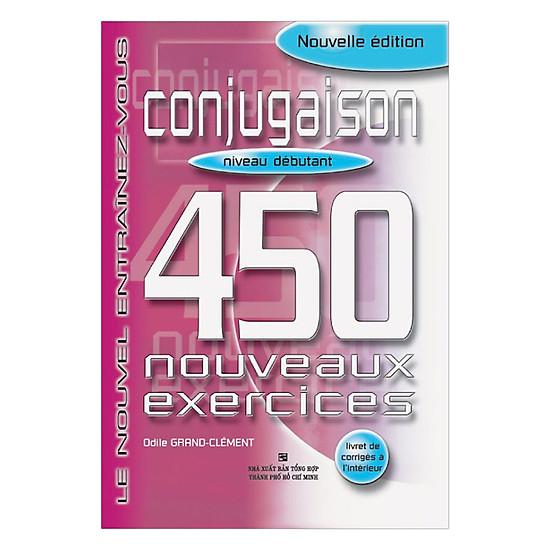 450 Conjugaison Niveau Débutant - EBOOK/PDF/PRC/EPUB