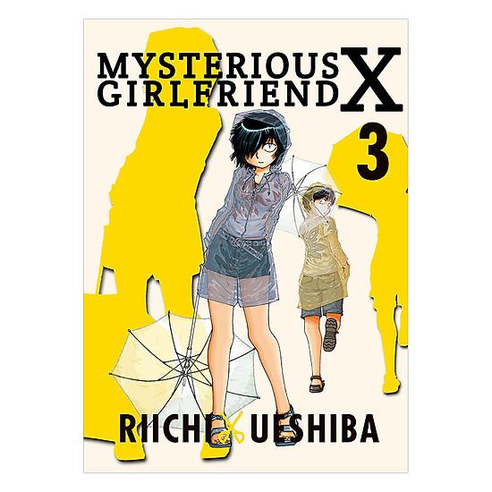 Mysterious Girlfriend X 3