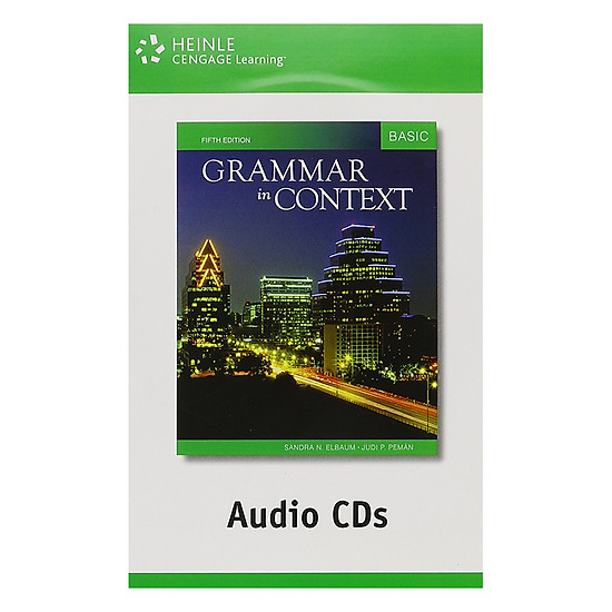 Grammar In Context Basic: Audio CDs (2)