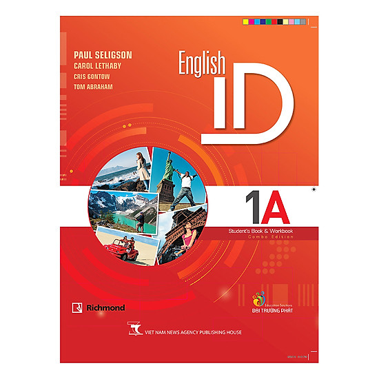 English ID 1A Student's Book - Pack (Student Book And Class CD With English Central Code)