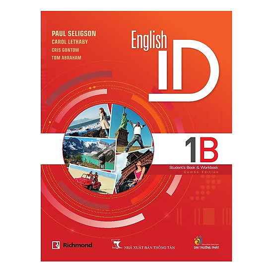 English ID 1B Student's Book - Pack (Student Book And Class CD With English Central Code)