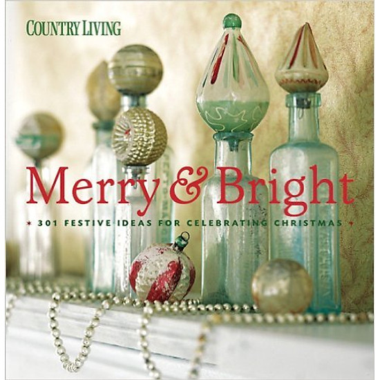 [Download sách] Country Living Merry & Bright