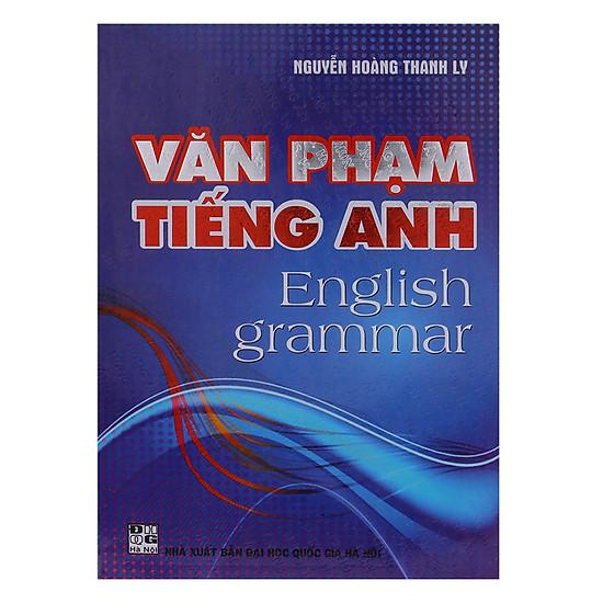 Văn Phạm Tiếng Anh English Grammar