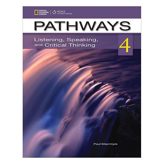 Pathways - Listening, Speaking 4B: Split With Online WorkBook