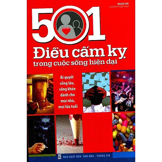 [Download Sách] 501 Điều Cấm Kỵ Trong Cuộc Sống Hiện Đại