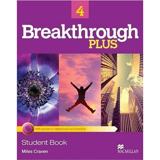 Breakthrough Plus 4: Student Book With Digibook Pack – Paperback