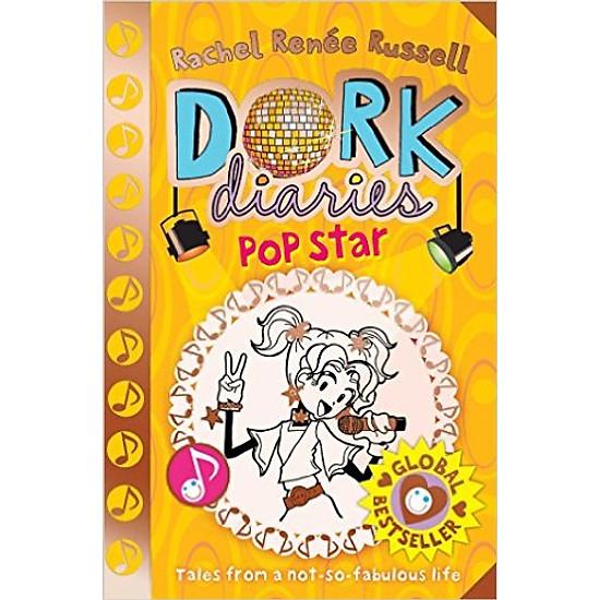 Dork Diary Pop Star