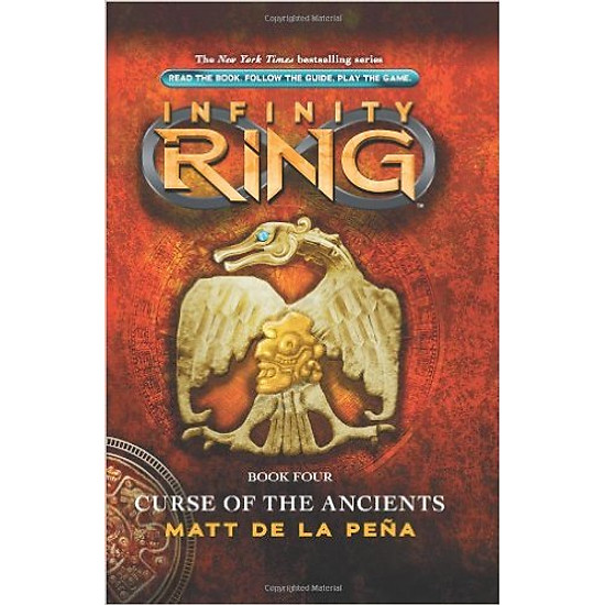 Infinity Ring #4: Curse Of Ancients – Hardcover