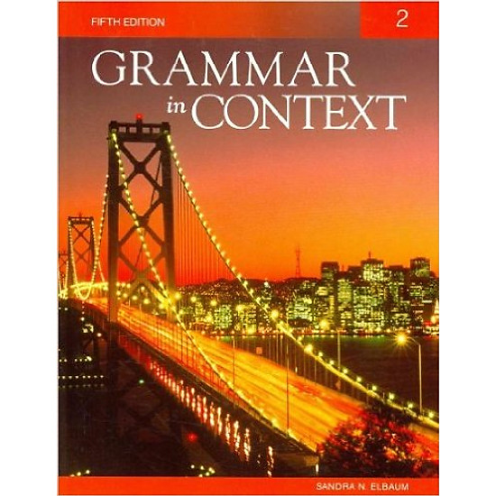 [Download sách] Grammar In Context 2 (5 Ed.) (USE): Student Book - Paperback