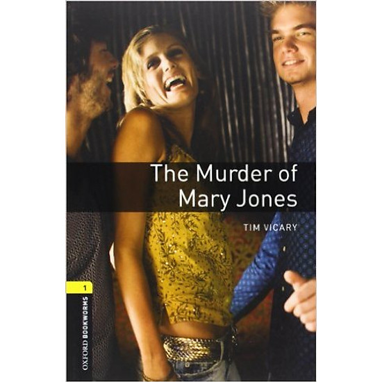 OBWL (3 Ed.) 1: The Murder Of Mary Jones Playscript – Paperback