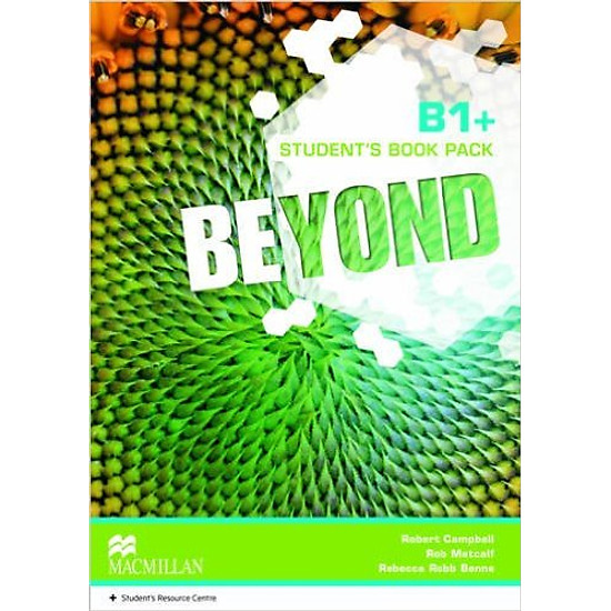 [Download Sách] Beyond B1+ Student's Book Pack - Paperback