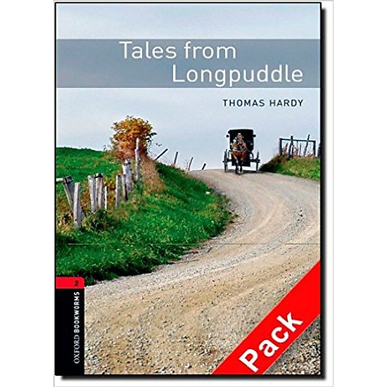 OBWL 2: Tales From Longpuddle Audio CD Pack – Paperback