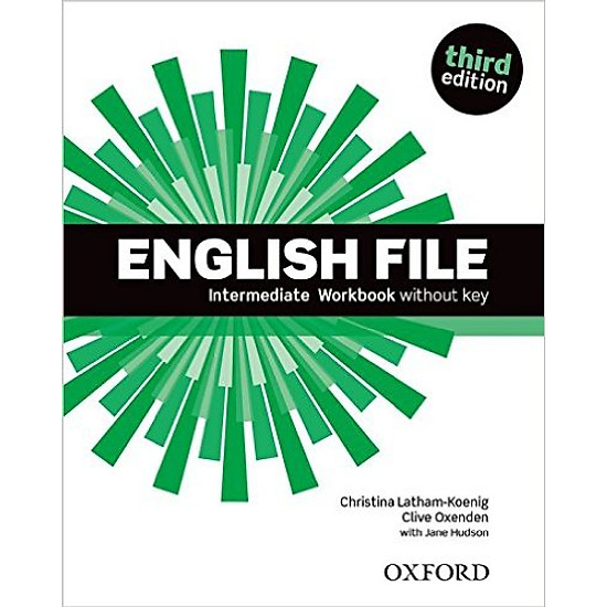 English File (3 Ed.) Inter: Workbook Without Key – Paperback