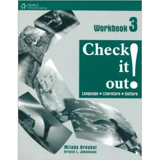 Check It Out 3: Work book – Paperback