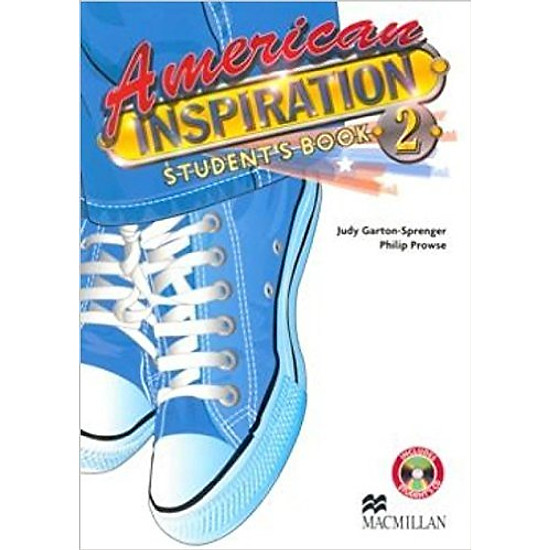 American Inspiration 2: Student Book With CD-Rom – Paperback