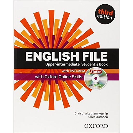 English File (3 Ed.) Upper-Inter: Student Book With ITutor With Online Skills Practice Pack – Paperback