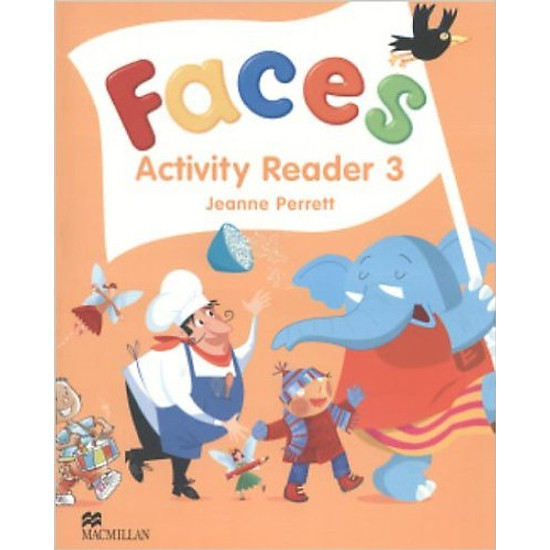 [Download Sách] Faces 3: Activity Reader - Paperback