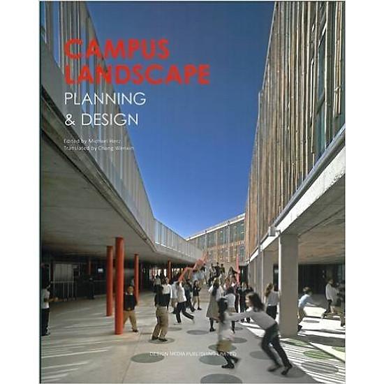 Campus Landscape Planning Design – Hardcover