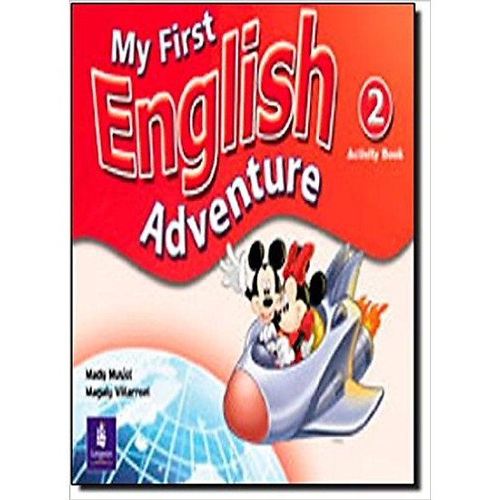 My First English Adventure 2: Activity Book – Paperback