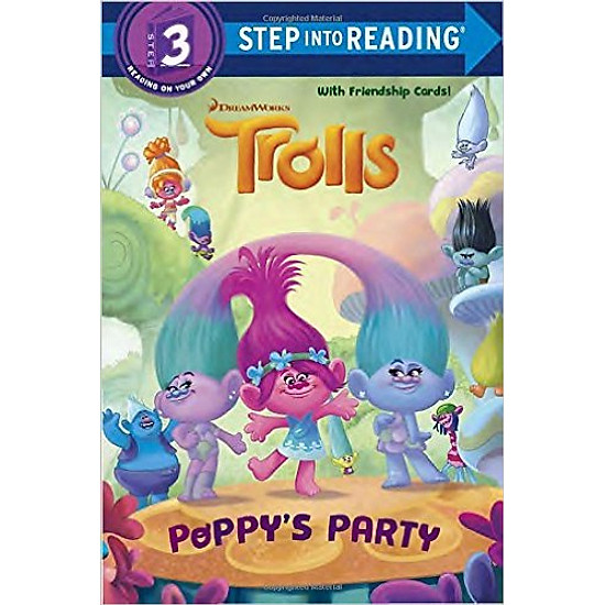 [Download sách] Poppy's Party