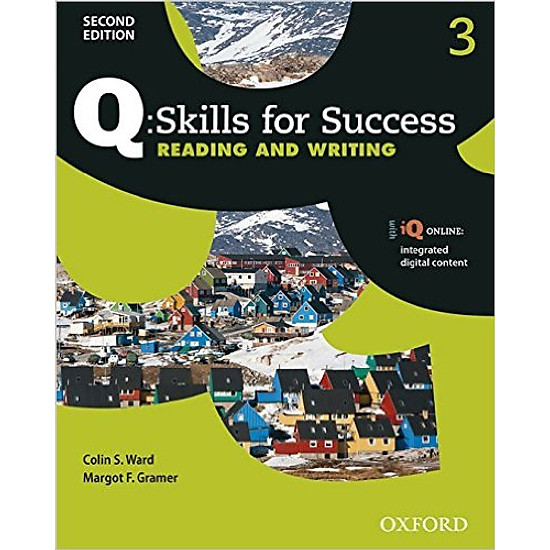 Q: Skills For Success (2 Ed.) Reading And Writing 3: Student Book With Online Practice