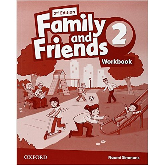 [Download sách] Family & Friends (2 Ed.) 2: Workbook - Paperback