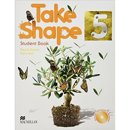 Take Shape 5: Student Book With E-Readers