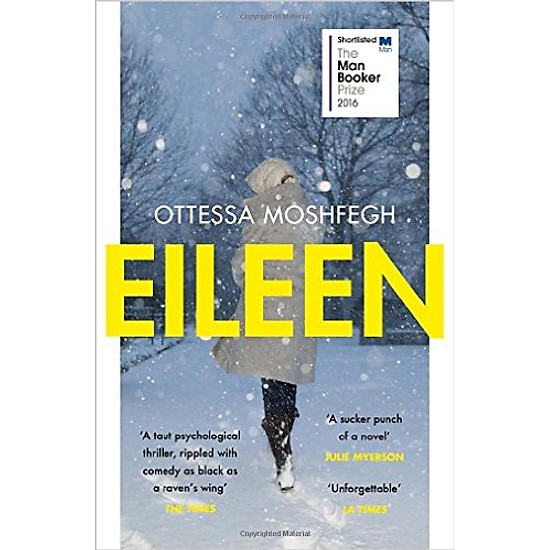 [Download Sách] Eileen – Otessa Moshfegh