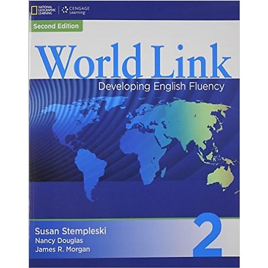World Link (2 Ed.) 2: Workbook  – Paperback