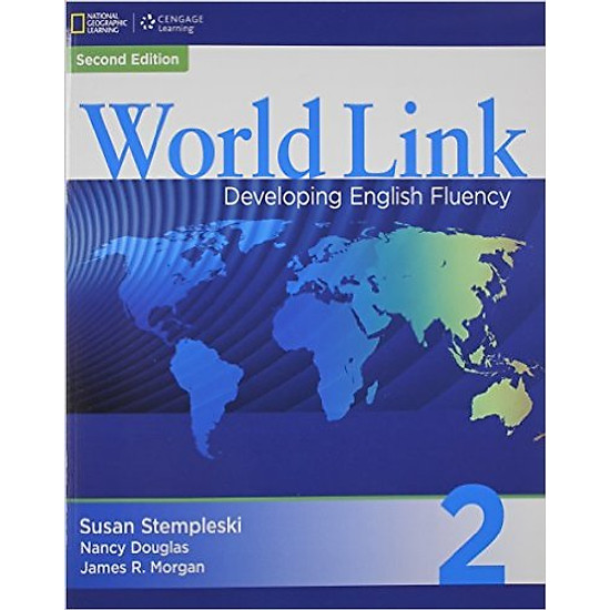 World Link (2 Ed.) 2: Student Book Without CD – Paperback