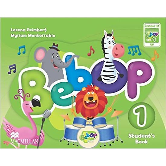 [Download Sách] Bebop 1: Student Book With App - Paperback