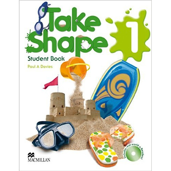 Take Shape 1: Student Book With E-Readers