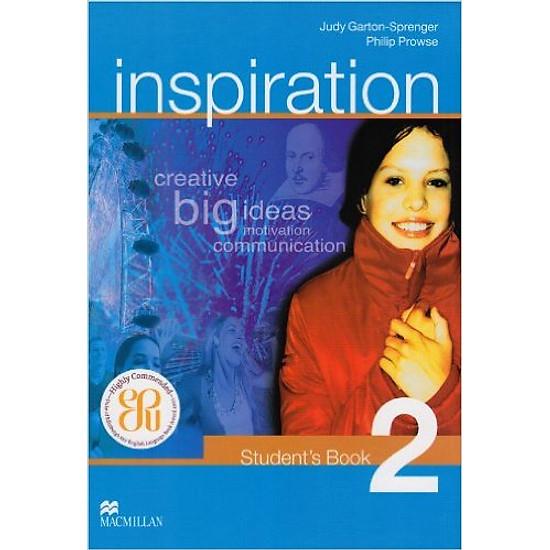 Inspiration 2: Student Book – Paperback