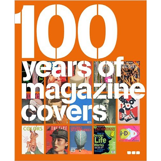 100 Years Of Magazine Covers – Hardcover