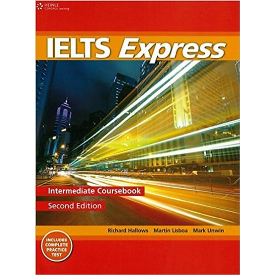IELTS Express (2 Ed.) Inter: Course Book – Paperback