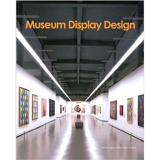 Museum Display Design – Hardcover