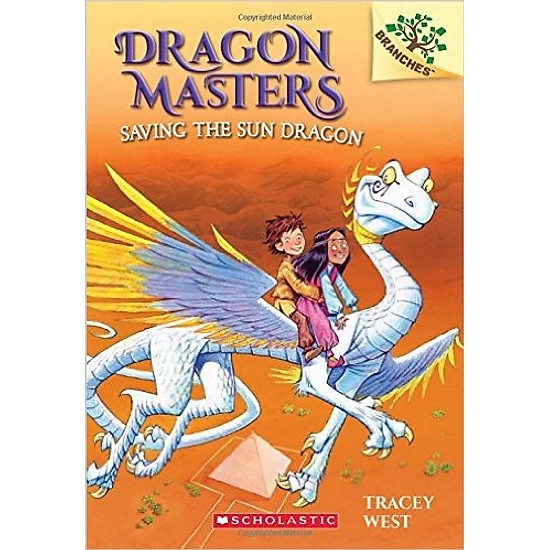 [Download sách] Dragon Masters 2: Saving The Sun Dragon (A Branches Book) - Paperback