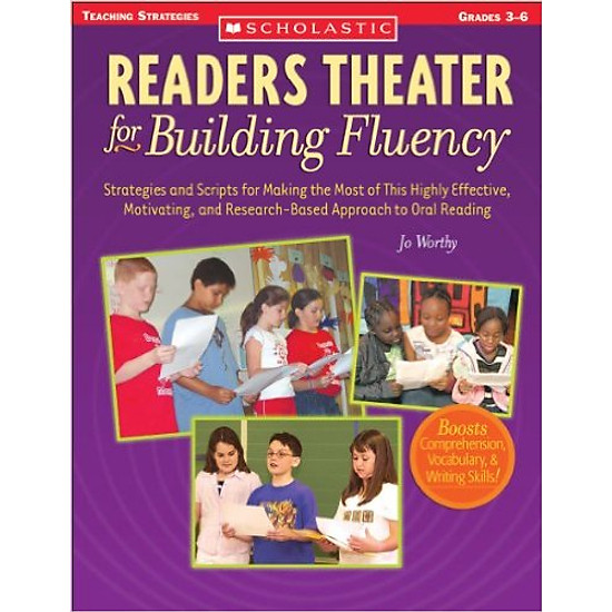 Readers Theater for Building Fluency – Paperback