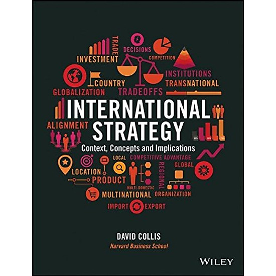 [Download sách] International Strategy And Competition