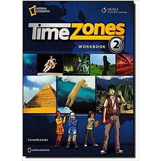 Time Zones 2: Workbook – Paperback