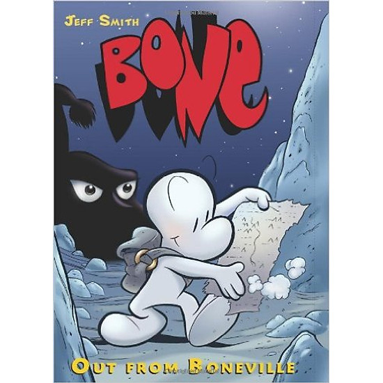 Bone #01: Out From Boneville – Paperback