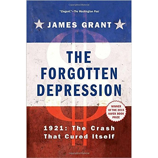The Forgotten Depression: 1921