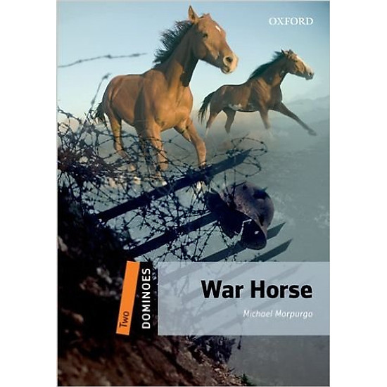 Dominoes, New Edition 2: War Horse – Paperback