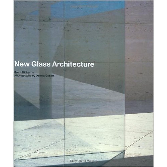 New Glass Architecture – Hardcover