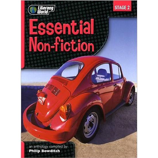 Literacy World Stage 2 Non-fiction Anthology – Paperback
