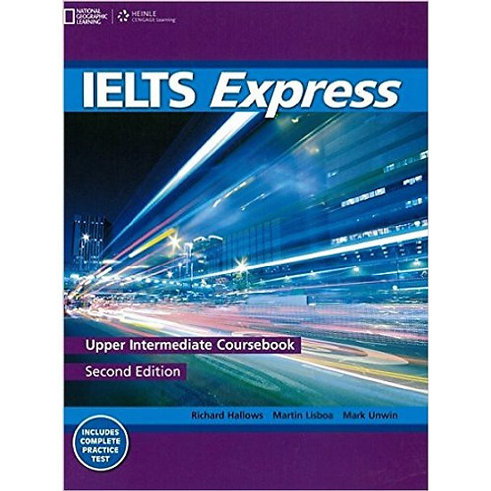 IELTS Express (2 Ed.) Upper-Inter: Text – Paperback