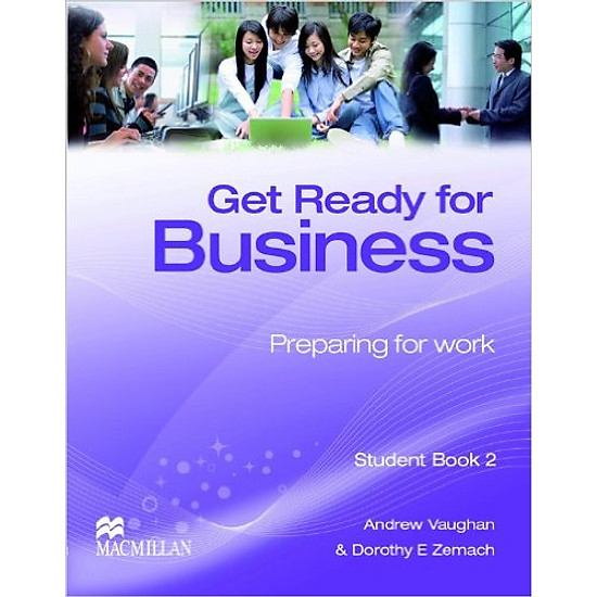 Get Ready For Business 2: Student Book- Paperback